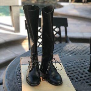 Ariat Heritage Field Equestrian Boots zip kids